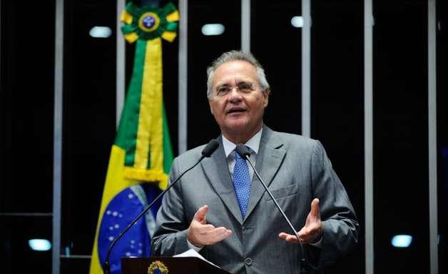 Renan defende investigação sobre governo e compra de vacinas