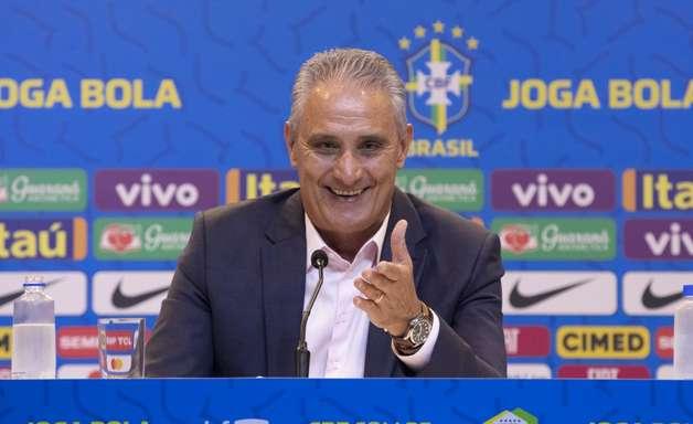 Tite chama duplas de Fla e Palmeiras em novo ciclo para 2022