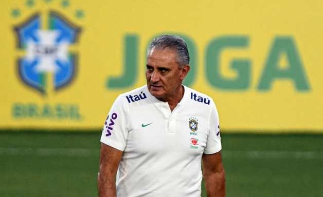 Sem Neymar, Brasil encerra preparação para as Eliminatórias