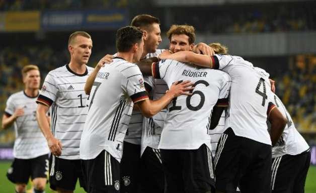 Alemanha conquista a primeira vitória na Liga das Nações