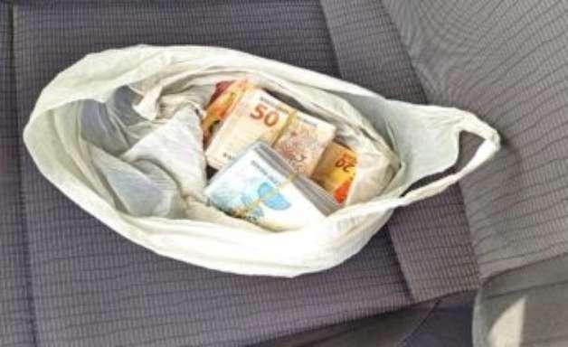 Candidato a vereador em SE é preso com R$ 15,3 mil na cueca