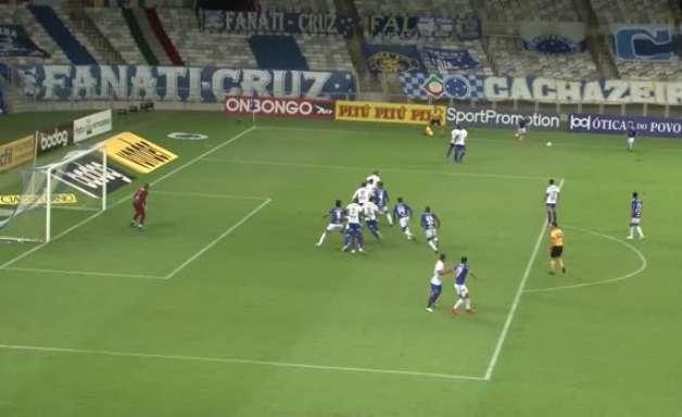 SÉRIE B: Gols de Cruzeiro 2 x 0 Paraná