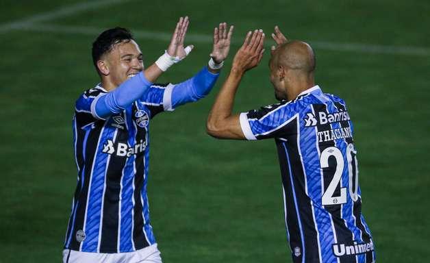Grêmio vence o Juventude por 1 a 0 e avança para as quartas