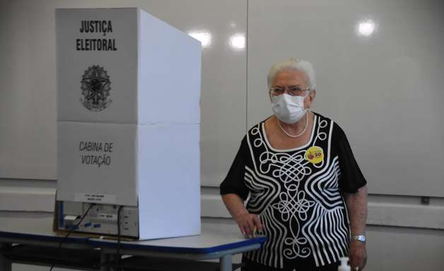 'Boulos me pediu para votar por ele', diz Erundina