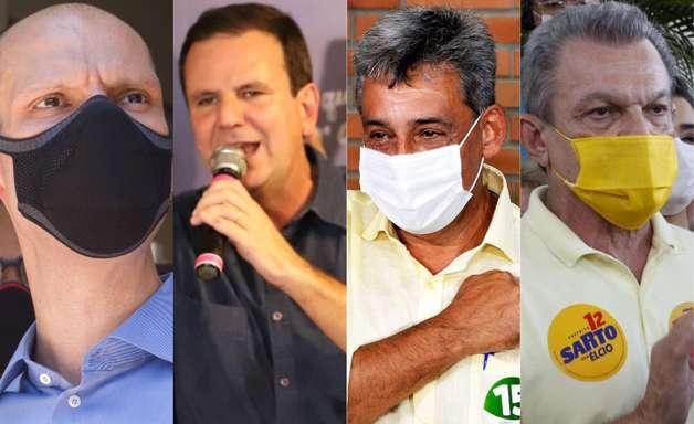 Veja quem serão os novos prefeitos das capitais brasileiras