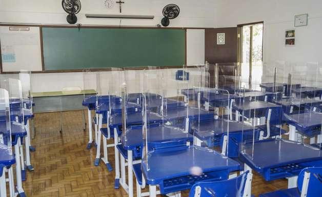 SP adia volta às aulas presenciais para 12 de abril