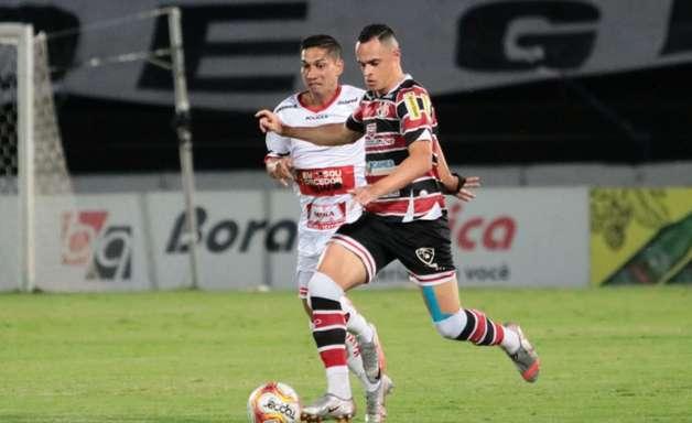 Santa Cruz e Ituano empatam no Arruda e perdem chance de assumir liderança de grupo na Série C