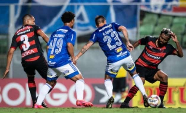 Vídeo: veja o gol da vitória do Oeste sobre o Cruzeiro pela Série B