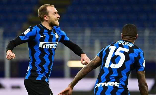 Antonio Conte descarta saída de Eriksen da Inter de Milão