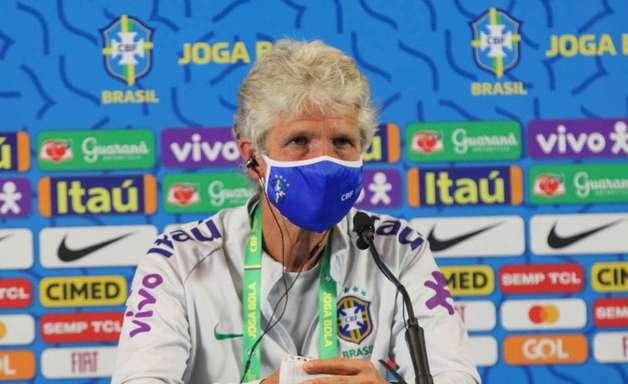Pia convoca Seleção Brasileira para o Torneio She Believes e Rogério Caboclo anuncia renovação da treinadora