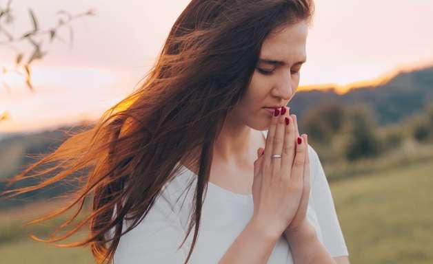 Oração: os efeitos também podem vir de você