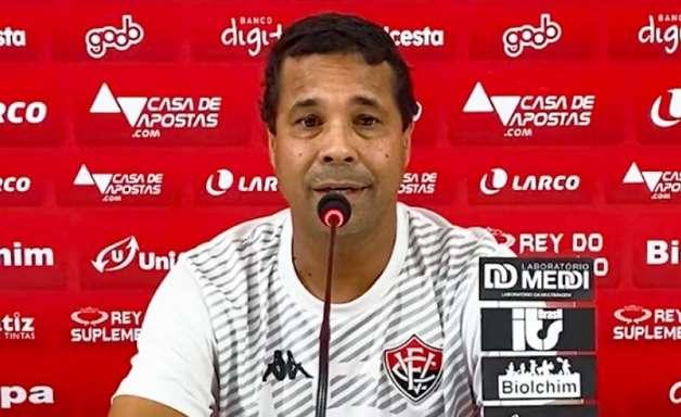 Vitória encerra a preparação para encarar o Bahia