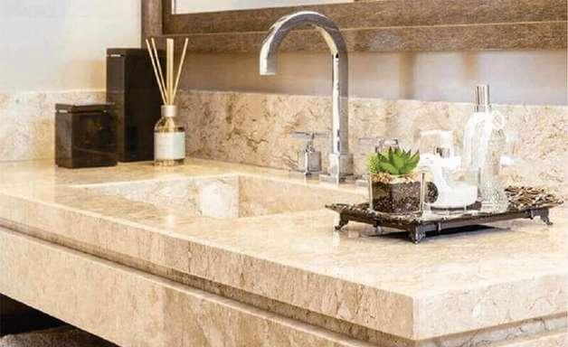 Bancada de Mármore: Conheça as Vantagens +62 Ideias para Cozinha e Banheiro