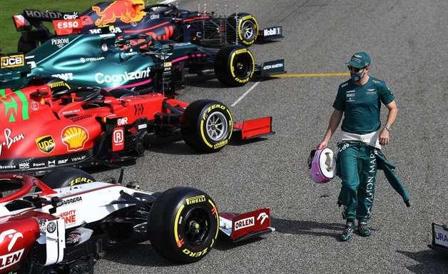 Fórmula 1 volta domingo no Bahrein, mas vem muito diferente