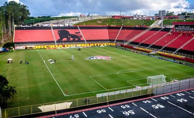 Copa do Nordeste: Vitória perde 100% como mandante no Barradão