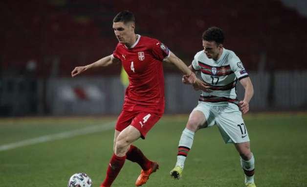 Portugal fica no empate com a Sérvia pelas Eliminatórias