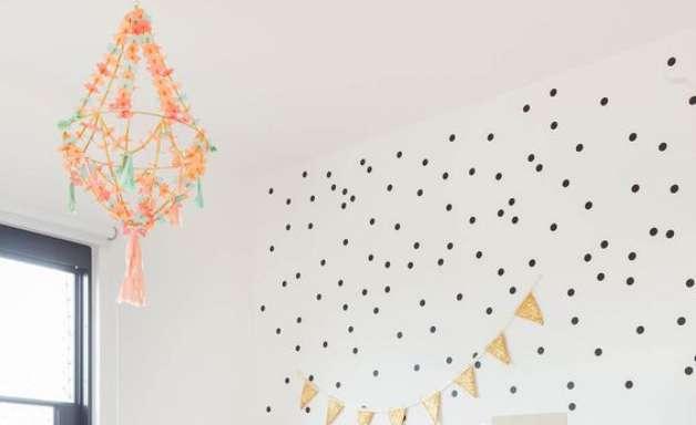 Lustre Infantil: +56 Modelos lindos para Iluminar o Quarto Criativo