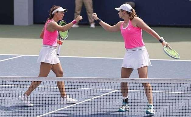 Em Miami, Luisa Stefani vence de virada em duplas e fará maior final da carreira