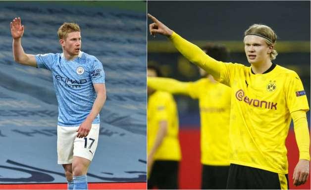 Ao LANCE!, jornalistas projetam duelo entre Manchester City e Borussia Dortmund pela Champions