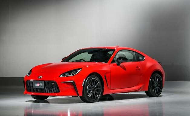 Toyota Gazoo Racing apresenta o novo esportivo GR 86