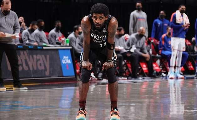 Irving anota 40 pontos e Nets bate Knicks