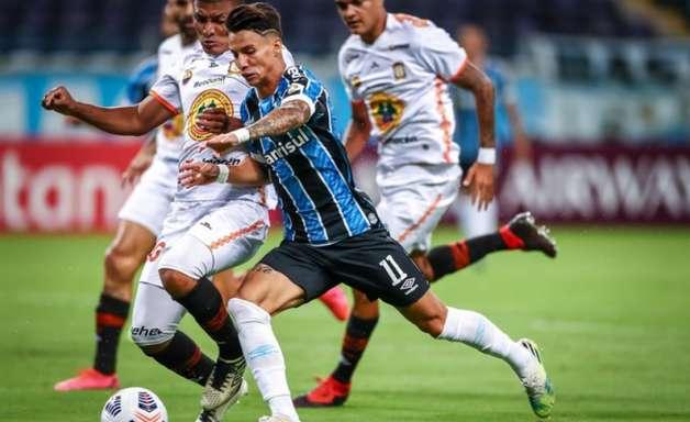 Conmebol adia jogo entre do Grêmio pela Libertadores