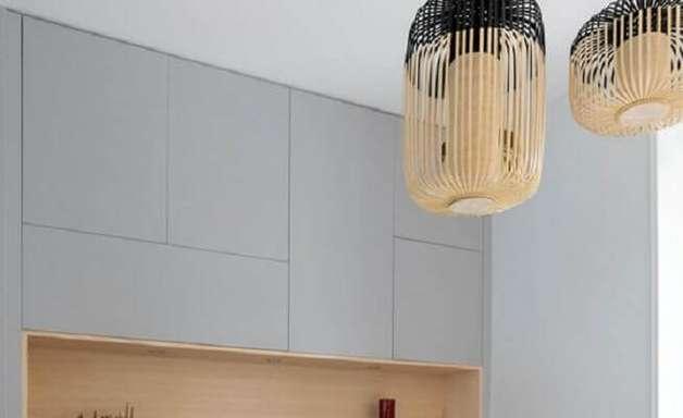 Cadeira Cinza: +63 Modelos e Dicas para Decorar seu Ambiente