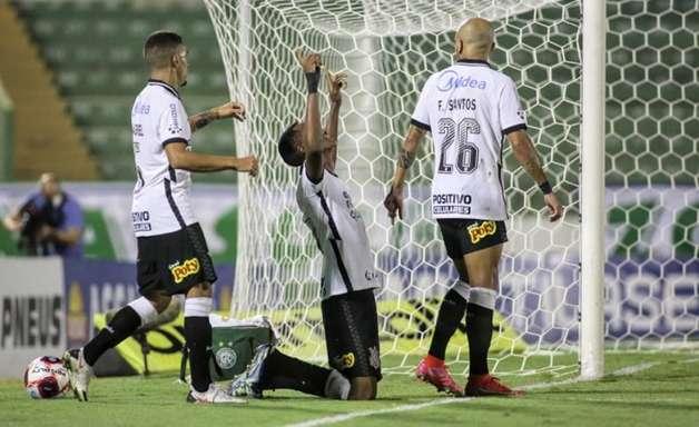 Corinthians joga mal, mas vence o Guarani em noite de Cássio