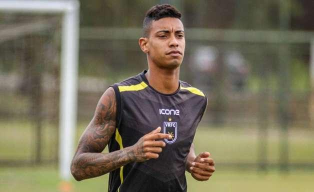 Zeca revela conversa com Alef Manga sobre ida ao Vasco