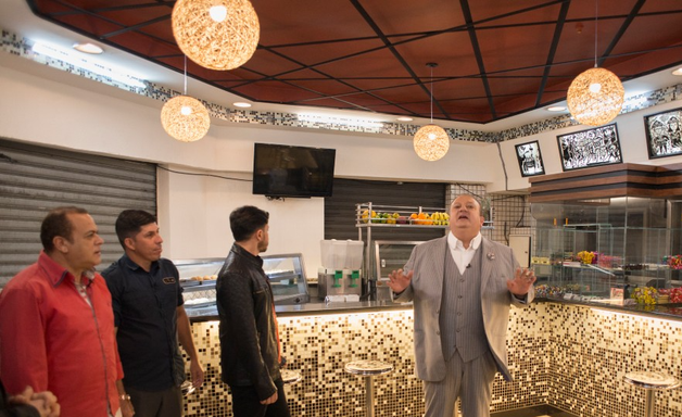 Pesadelo na Cozinha: Sócios lutam para lanchonete não falir após visita de Jacquin