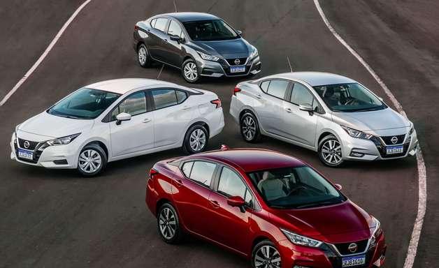 Novo Nissan Versa 2021 vale a compra? Veja os detalhes do sedã