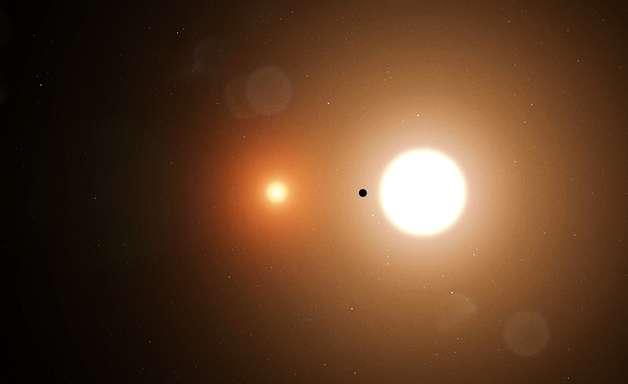 Cinco sistemas de estrelas duplas podem abrigar vida como a da Terra