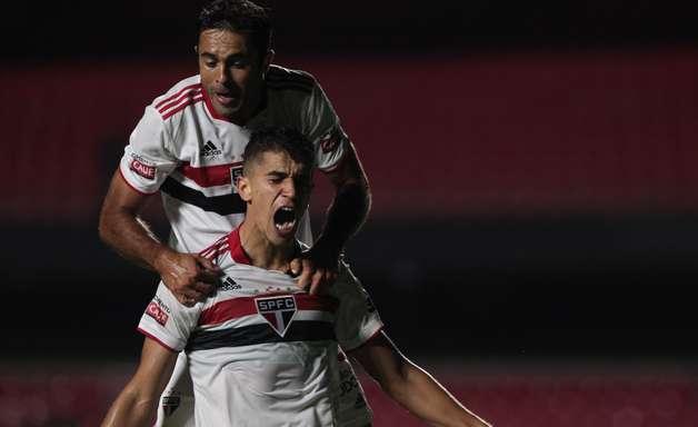 Com time reserva, São Paulo vence o Guarani no Morumbi