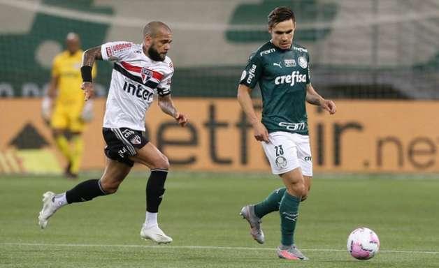 Palmeiras x São Paulo: onde assistir ao clássico, arbitragem e escalações