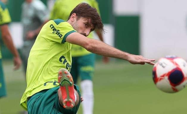 Escalação do Palmeiras: Titulares treinam para último jogo antes de estreia na Libertadores