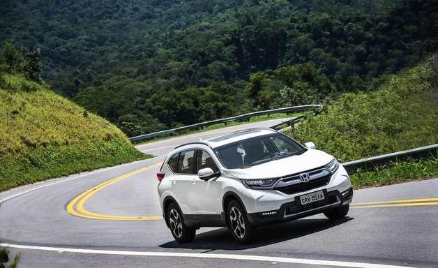 Honda CR-V 2021: veja o SUV médio que tenta brigar com Compass e Tiguan