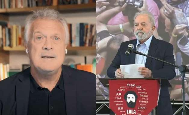 """Pedro Bial se defende de polêmica, afirma que Lula foi """"grosseiro"""" e expõe caso"""