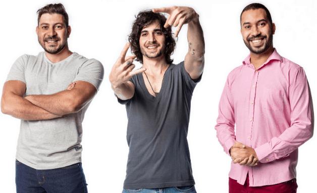 Caio, Fiuk e Gilberto se enfrentam no Paredão da semana