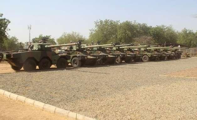 Mais de 300 civis e cinco soldados mortos no norte do Chade