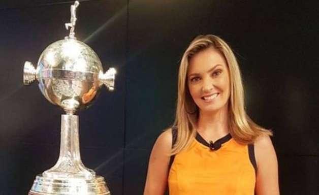 Nadine Basttos troca Globo pelo SBT e ocupa espaço como comentarista de arbitragem
