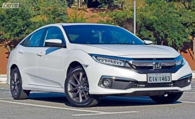 Recall: Honda convoca Civic, Accord, CR-V e HR-V