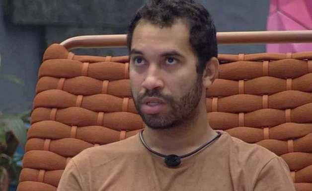 BBB 2021: Gilberto acredita que será eliminado e pensa no futuro pós-reality