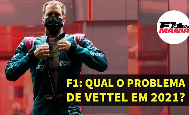 Em Dia: Qual o problema de Vettel na F1 2021?
