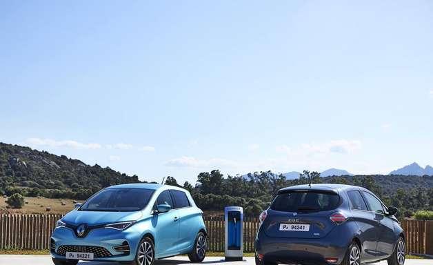 Novo Renault Zoe estreia com visual renovado e autonomia de até 385 km
