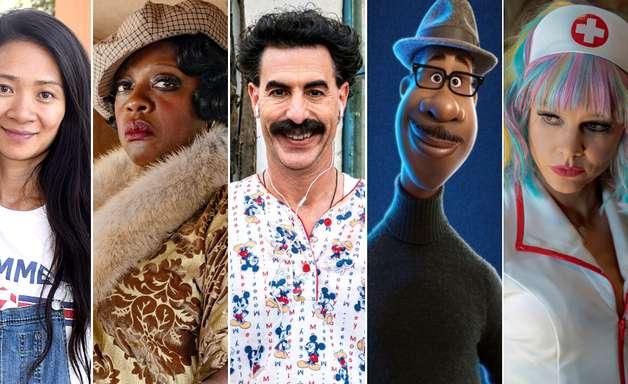 Oscar 2021: saiba onde assistir a todos os filmes indicados