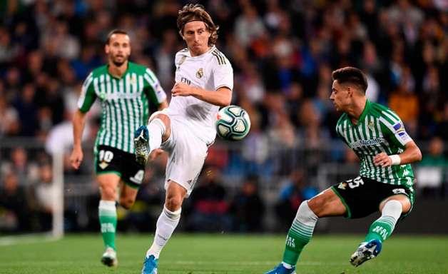 Real Madrid x Real Betis: onde assistir e prováveis escalações