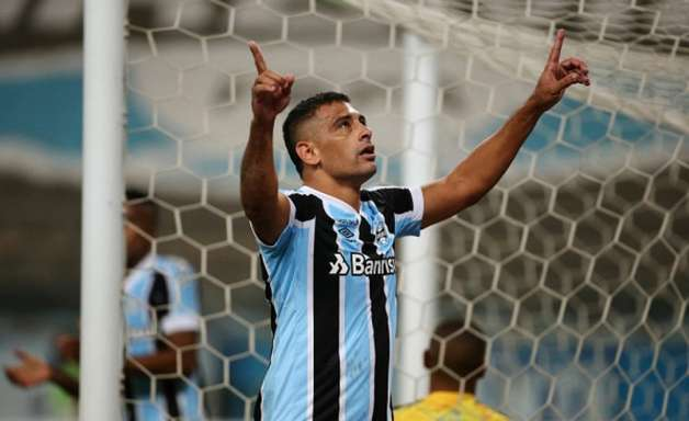 Grêmio vence o La Equidad por 2 a 1 pela Sul-Americana