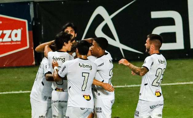 Atlético-MG bate Athletic Club pelo placar mínimo