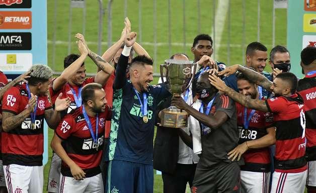 Flamengo vence o Volta Redona e leva a Taça Guanabara
