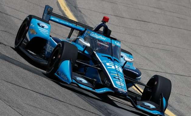 Daly retoma acordo de ovais com Carlin e disputa rodada dupla do GP do Texas